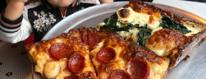 Mama's Too is one of Manhattan To-Do's (Above 34th Street).