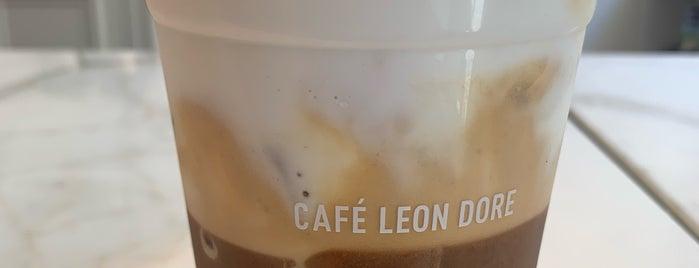 Café Leon Dore is one of NYC: Soho/Noho.