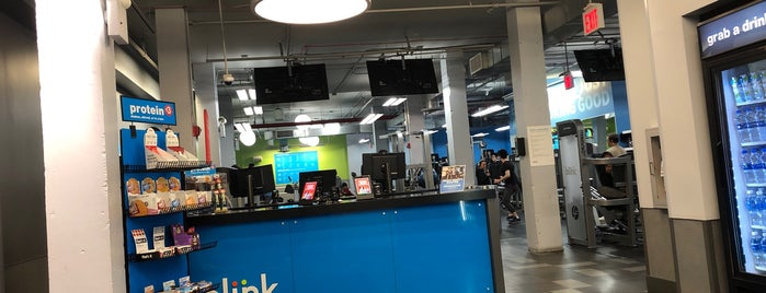 Blink Fitness is one of Tempat yang Disukai Asli.