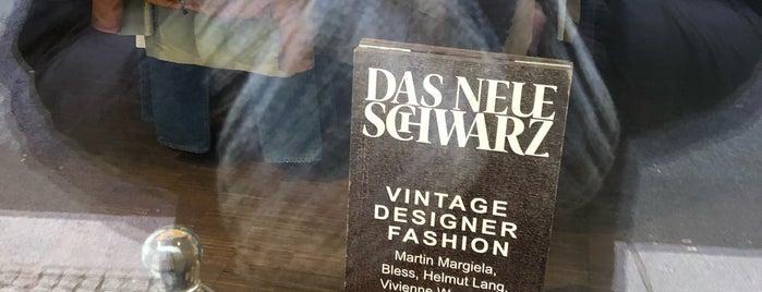Das Neue Schwarz is one of [To-do] Berlin.