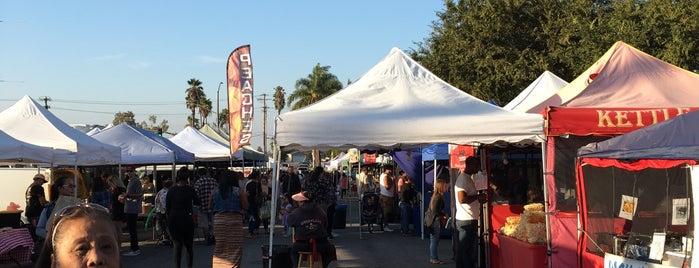 Farmers Market - Long Beach is one of Eat Well.