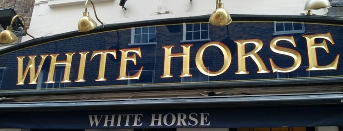 White Horse is one of Orte, die Michael gefallen.