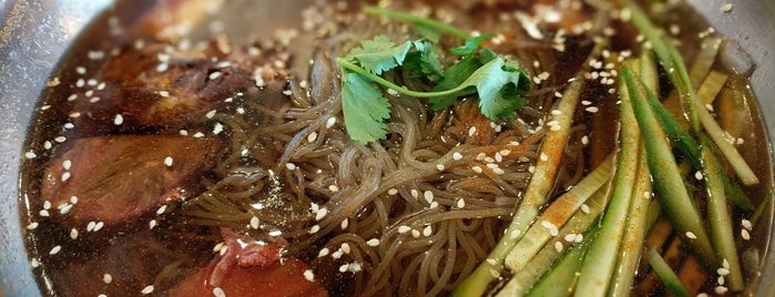 Shen Yang Restaurant is one of Southern California.