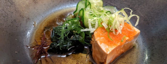 Sushi Chitose is one of South Bay 'pacifically.