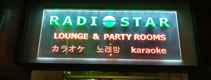 Radio Star Karaoke is one of Favorites.
