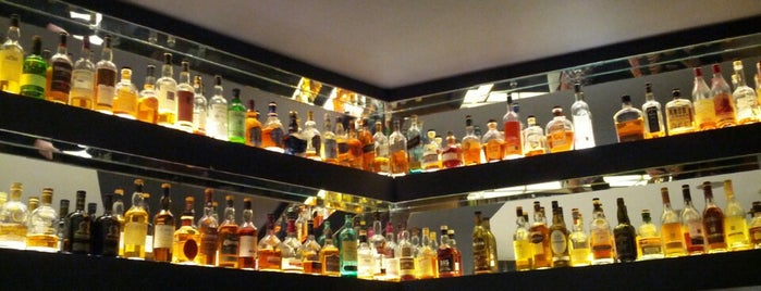 Salt Whisky Bar is one of London's great locations - Peter's Fav's.