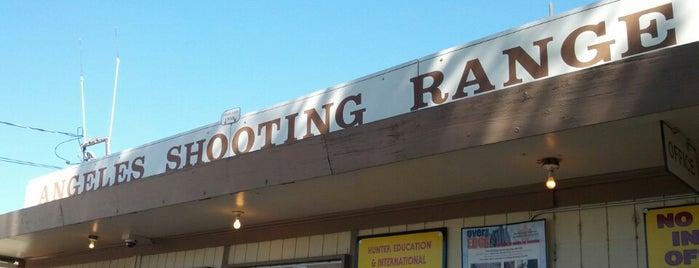 Angeles Shooting Ranges is one of Gespeicherte Orte von Nawaf.