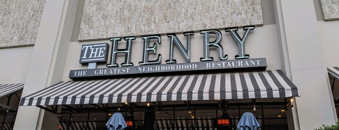 The Henry is one of Where to go in LA.