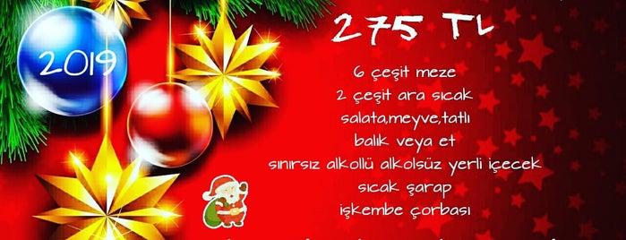 Bodrum Yelken Fish&Steak is one of Ankara.