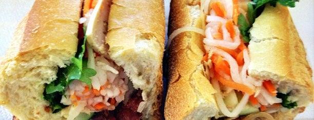Banh Mi Saigon Bakery is one of New York, New York.