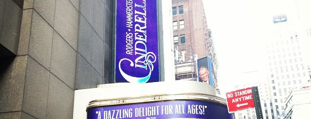 Broadway Theatre is one of Future NYC Trip.