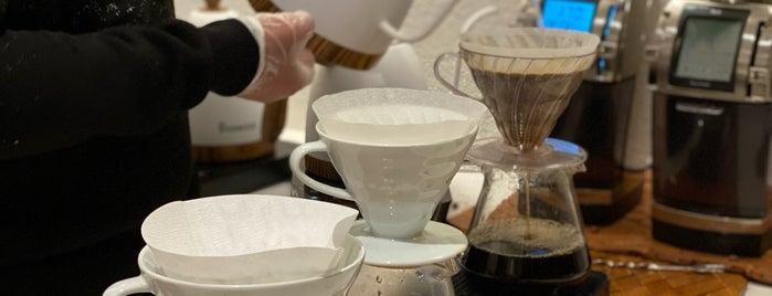 Niche Coffee is one of Tempat yang Disimpan Nouf.