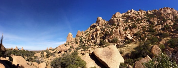 Cochise Stronghold is one of Native American Cultures, Lands, & History.