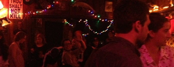 Saint Bar & Lounge is one of OffBeat's favorite New Orleans music venues.
