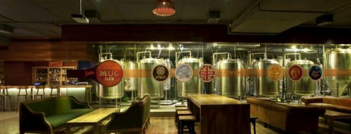 Arbor Brewing Company is one of Bengaluru.