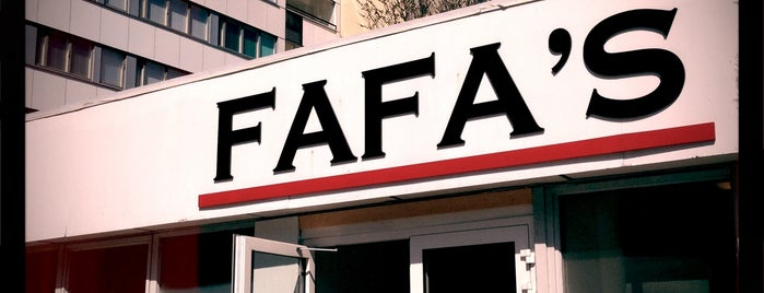 Fafa's is one of Mai Helsinki.