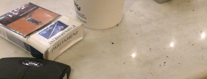 Starbucks is one of Orte, die Fatih gefallen.