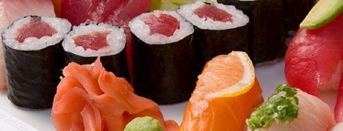Sushi K Bar is one of Kosher Restaurants.