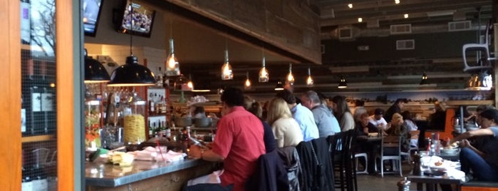 Liberty Kitchen & Oyster Bar is one of Wine&Dine.