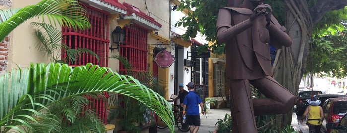 Boutique Las Indias is one of สถานที่ที่ Carlos ถูกใจ.