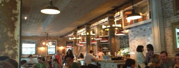 The Grange Bar & Eatery is one of New York, NY.