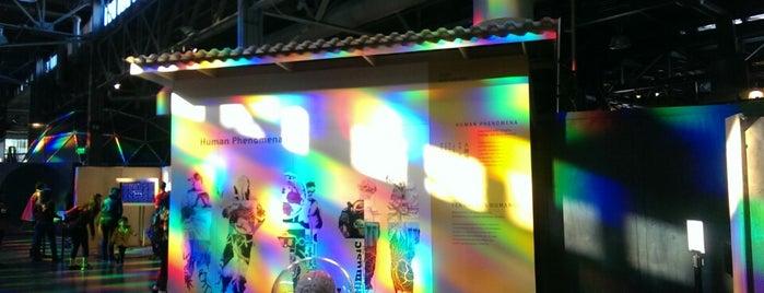 Exploratorium is one of San Fran Trip!.