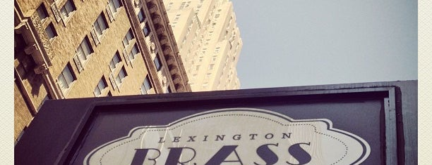 Lexington Brass is one of To-do List:  2016.