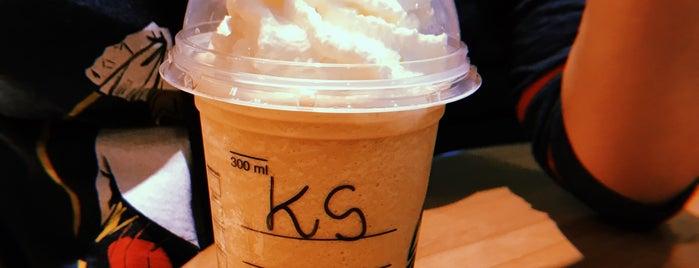 Starbucks is one of Locais curtidos por Raphael.