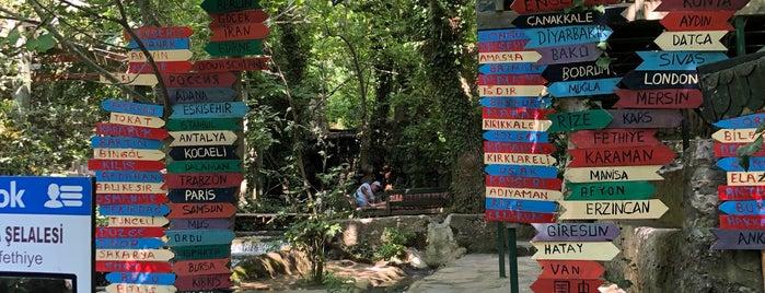 Yaka Şelale Park is one of Tatil rotası.