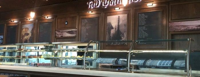 Tad Lokantası is one of cafe/restoran/kebap.
