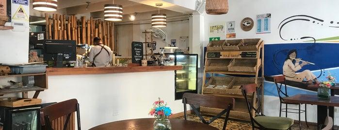 IKARO CAFE is one of Alisson : понравившиеся места.