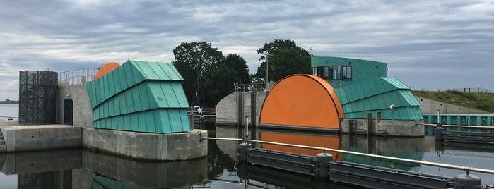Sperrwerk is one of Oostzeekust 🇩🇪.
