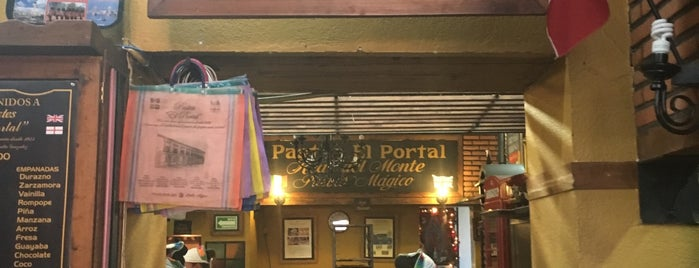 Pastes El Portal is one of Hectorさんのお気に入りスポット.