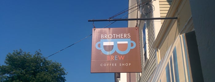 Brothers Brew is one of Johanna 님이 좋아한 장소.