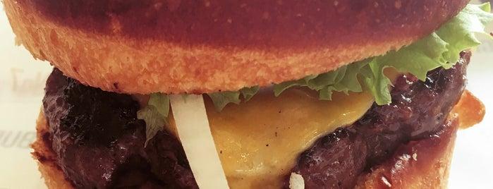 Burger No 7 is one of Orte, die Ali gefallen.