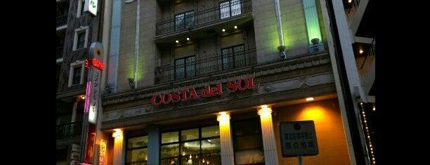 COSTA del SOL is one of Tempat yang Disimpan issinta.