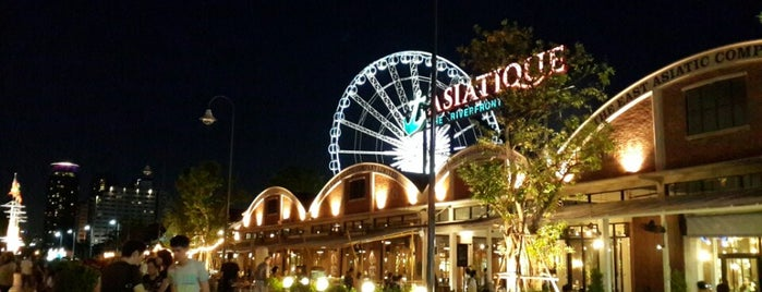Asiatique The Riverfront is one of Bangkok To Do.