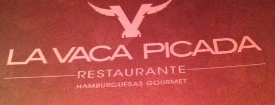 La Vaca Picada is one of Comer en Madrid.
