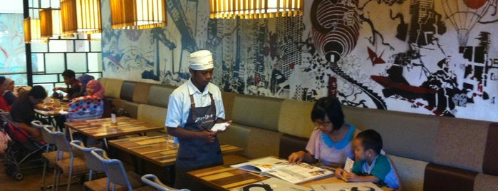 ZENBU House of Mozaru is one of JKT Dining.