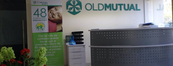 Grupo Old Mutual - Skandia is one of Lugares favoritos de Martin.