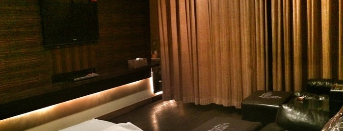 大班 Regency Taipan Massage & Spa is one of Locais salvos de Orietta.