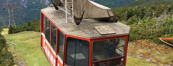 Cannon Mountain Aerial Tramway is one of NH.
