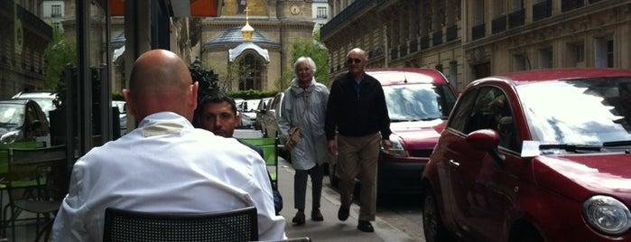 Be Boulangépicier is one of Quatre jours à Paris.