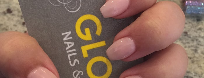 Gloss Nails & Spa is one of Lugares favoritos de Chris.