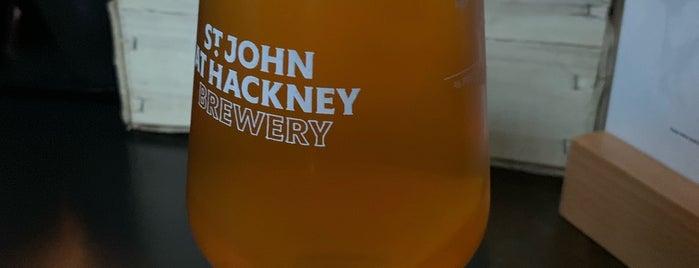 Hackney Church Brew Co. is one of Frankie Friendly.