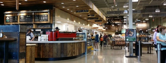 Whole Foods Market is one of Dennis's Liked Places.