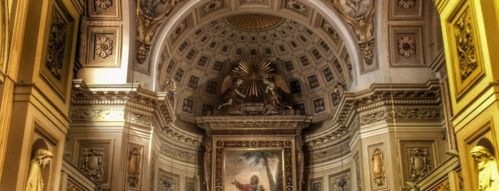 Basilica San Fracesco is one of Locais salvos de Bengi.