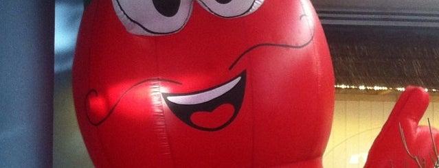 Woody Burger & Lobster is one of Restaurante.