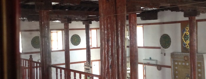 Hacı Mustafa Ağa Camii is one of Konya Karatay Mescit ve Camileri.