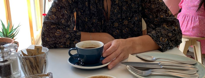 Little Fern is one of Breakfast and nice cafes in Barcelona.